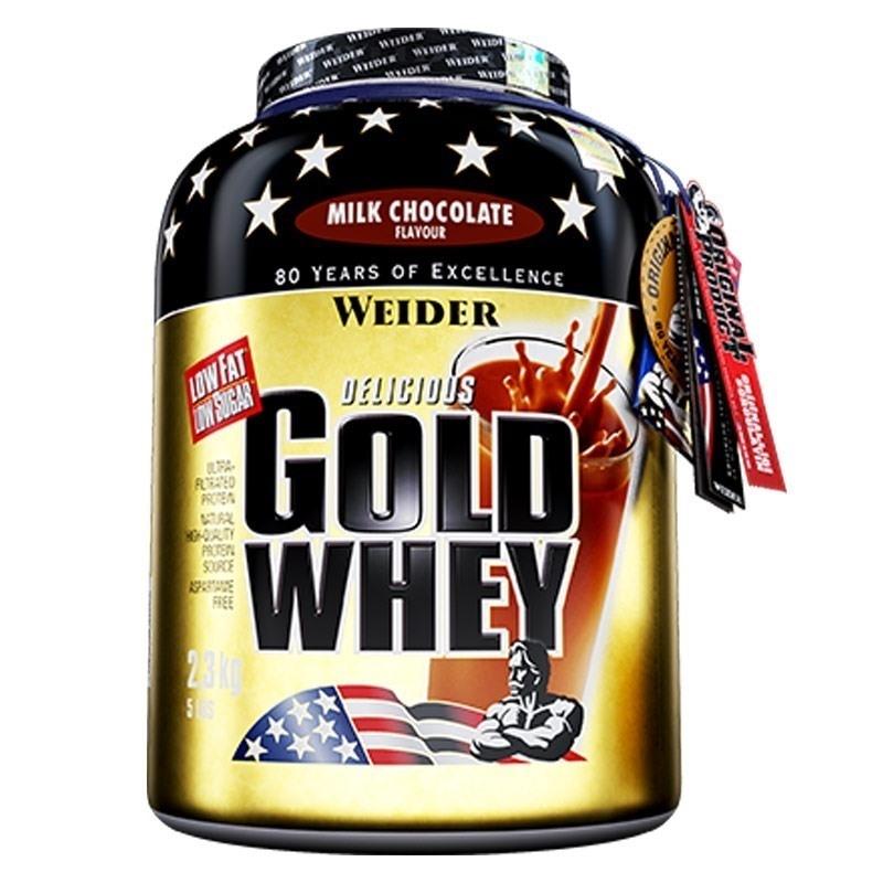 Weider Gold Whey 2300 Gr