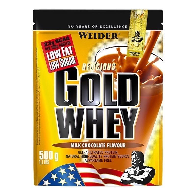 Weider Gold Whey 500 Gr