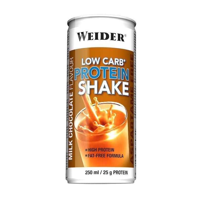 Weider Low Carb Protein Shake 250 ml