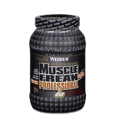 Weider Musclefreak Professional 908 Gr
