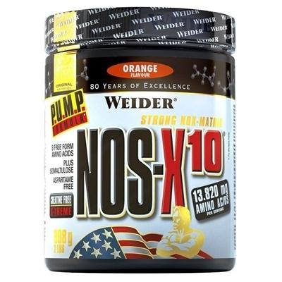 Weider Nosx10 908 Gr