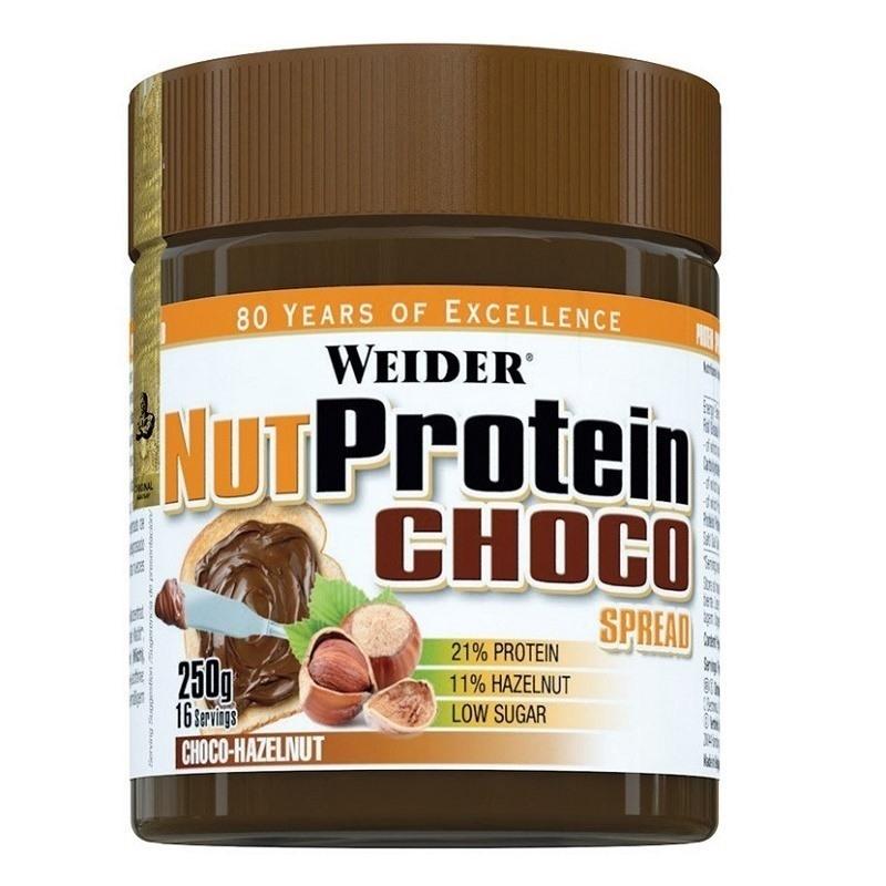 Weider Nut Protein Choco Spread 250 Gr