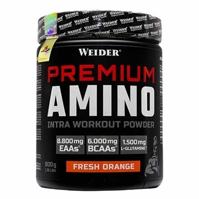 Weider Premium Amino Intra Workout Powder 800 Gr