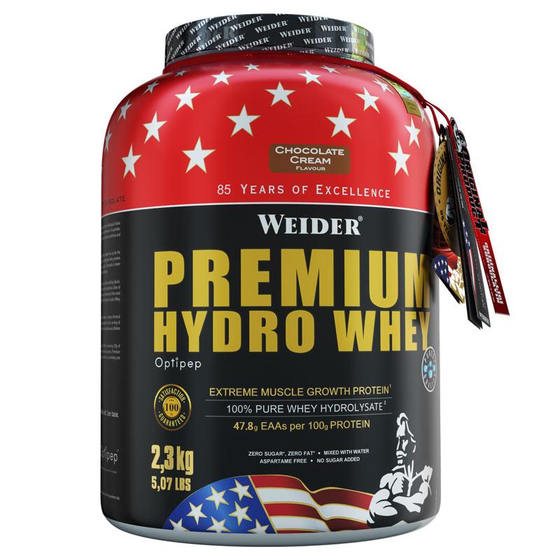 Weider Premium Hydro Whey Protein Tozu 2300 Gr