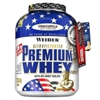 Weider Premium Whey Protein Tozu 2300 Gr Stracciatella Aromalı