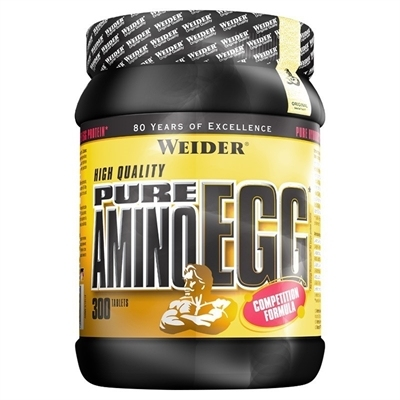 Weider Pure Egg Amino 300 Tablet
