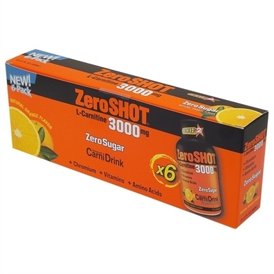 Zeroshot Shot 60 mL 3000Mg L-Carnitine Adet
