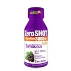 Zero Shot 60 ML 3000Mg L-Carnitine + Plus Sambucus