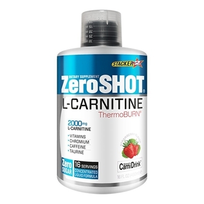 Zeroshot Shot L-Carnitine Thermo Burn 480 mL