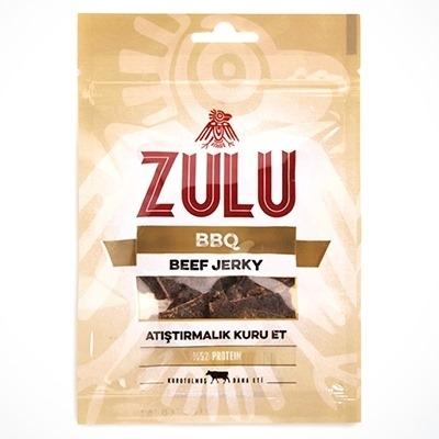 Zulu BBQ Beef Jerky 40 Gram