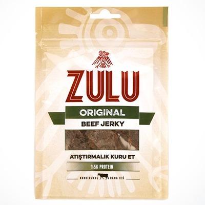 Zulu Beef Jerky Original 1 Adet