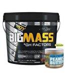 Big Joy Big Mass +GH Factors 5000 Gr + Yer Fıstığı Ezmesi Hediyeli