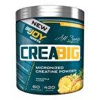 Big Joy Crea Big Micronized Creatine Powder 420 Gr
