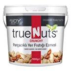 Big Joy Truenuts Crunchy Yer Fistiği Ezmesi 1000 Gr