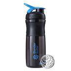 Blender Bottle Sportmixer Siyah Mavi 760 ml