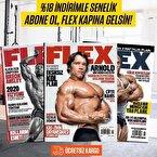 Flex Dergi 6 Aylık Abonelik
