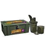 Grenade 50 Calibre Pre-Workout + Shaker Hediyeli