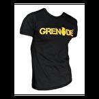 Grenade Kısa Kollu T-Shirt Siyah