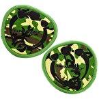 Gripad One Spor Eldiveni Yeşil Kamuflaj
