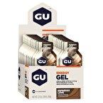 GU Energy Gel + Caffeine 32 Gr 24 Adet