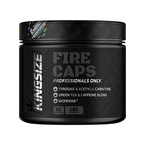 Kingsize Nutrition Fire Caps 180 Kapsül