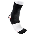 MC David Ankle 2 Way Elastic Sleeve Siyah