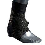 MC David Dual Strap Ankle Support Ayak Bileği Desteği Siyah
