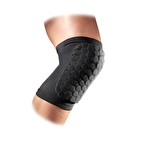 MC David Hex Pad Knee/Elbow Siyah