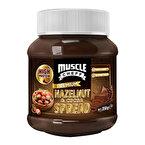 Muscle Cheff Premium Kakaolu Fındık Kreması 350 Gr