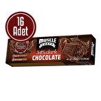 Muscle Cheff Proteinli Bitter Çikolata 35 Gr 16 Adet