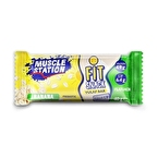Muscle Station Fit Snack Yulaf Bar Banana 40 Gr 1 Adet