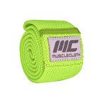 MuscleCloth Active Loop Band Direnç Bandı Neon Sarı Hafif