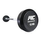 MuscleCloth Barbell 15 Kilo