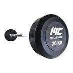 MuscleCloth Barbell 20 Kilo