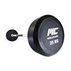 MuscleCloth Barbell 25 Kilo