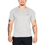 MuscleCloth Elite Reglan T-Shirt Gri