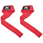 MuscleCloth Lifting Strap Kırmızı