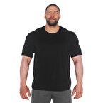MuscleCloth Oversize T-Shirt Siyah