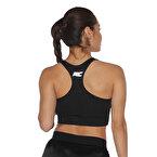 MuscleCloth Performance Sporcu Sütyeni Siyah