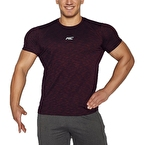MuscleCloth Pro T-Shirt Bordo