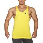 MuscleCloth Training Fitness Atleti Sarı