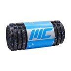 MuscleCloth Trigger Masaj Roller 30cm Siyah-Mavi