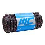 MuscleCloth Trigger Masaj Roller 30cm Siyah-Pembe
