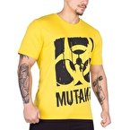 Mutant T-Shirt Sarı