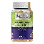 Nature's Supreme Gummies Multivitamin for Kids 60 Çiğnenebilir Form