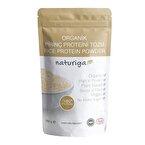 Naturiga Organik Pirinç Proteini Tozu 250 Gr
