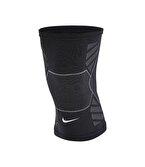 Nike Advantage Kinetted Knee Sleeve Dizlik Siyah