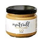 Nuts'all Crunchy Yer Fıstığı Ezmesi 280 Gr