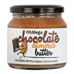 Ohmega Bitter Çikolatalı Badem Ezmesi 250 Gr