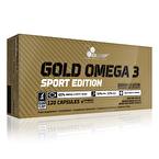 Olimp Gold Omega 3 Sport Edition 120 Kapsül